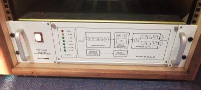 EMT 246 Digital Reverberator + 246 S Remote