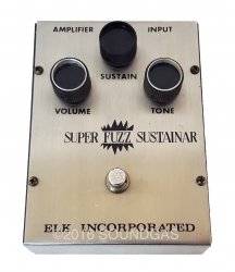 Elk Incorporated Super Fuzz Sustainar