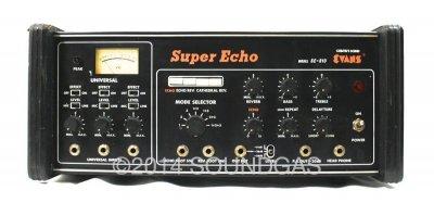 EVANS SE-810 SUPER ECHO (Front)