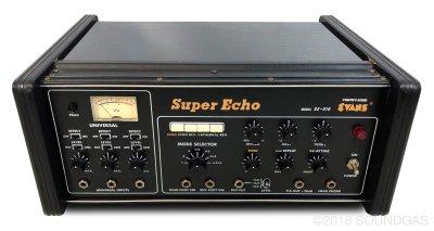 Evans SE-810 Super Echo