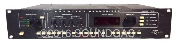 Eventide Harmonizer Model H949