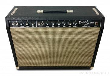 Fender Deluxe Reverb 1964 – Cesar Diaz Modded