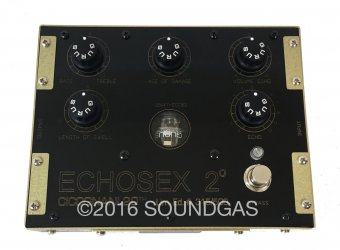 GURUS ECHOSEX 2º LTD B Stock