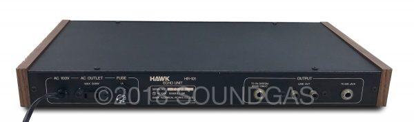 Hawk HR-101 Echo Unit