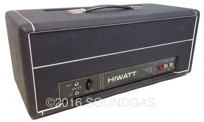 Hiwatt Custom Slave 100