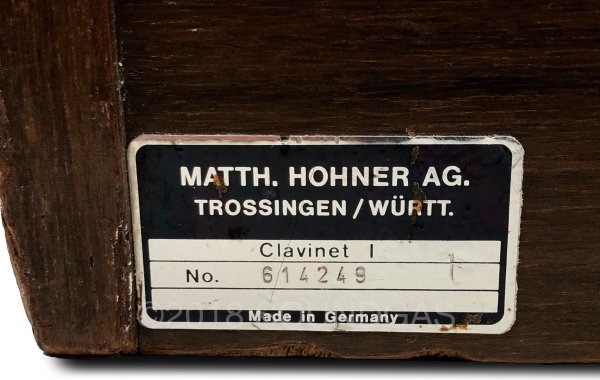 Hohner Clavinet A