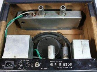 BINSON HI-FI 10W Vintage Valve Guitar Amp