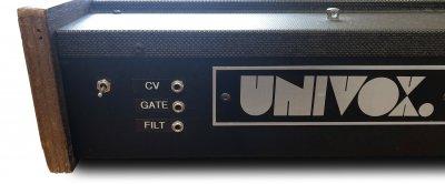 Korg 700S (Univox Mini Korg 2) With Kenton CV/Gate