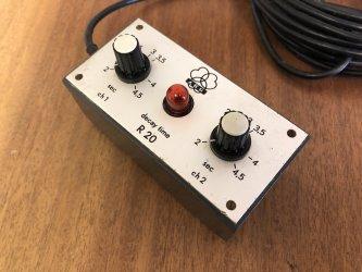 AKG BX20E + Remote