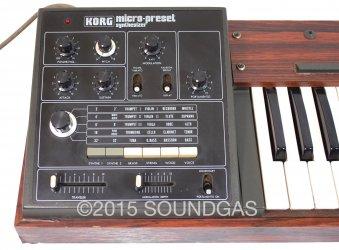 KORG M-500 MICRO-PRESET