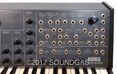 Korg MS-20 Mk 1 - 240v
