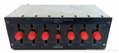 Langevin EQ-252-A Graphic Equalizer