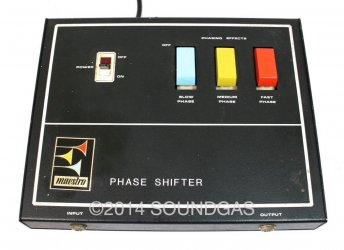 Maestro PS-1A Phase Shifter (Top)