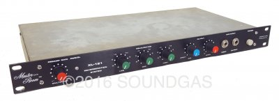 Micmix Audio Products Master Room XL-121 Reverberation System