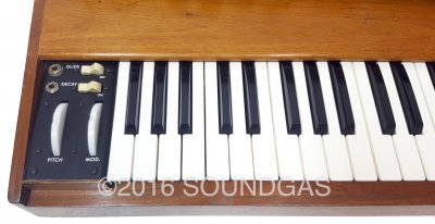 1973 Moog Minimoog Model D - OptoKey MIDI