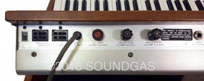 1976 Moog Minimoog Model D