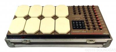 MPC ELECTRONICS MPC-1 MUSIC PERCUSSION COMPUTER