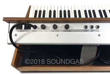 1972 muSonics Minimoog Model D