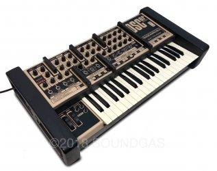 Oxford Synthesiser Company OSCar with MIDI
