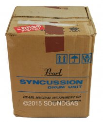 Pearl Syncussion SY-1 drum pads