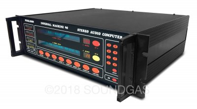 Publison Infernal Machine 90 Stereo Audio Computer