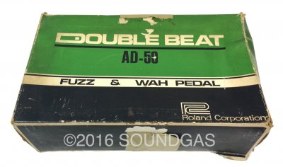 Roland Double Beat AD-50 - Boxed