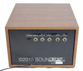 Roland CR-68 CompuRhythm (Back)