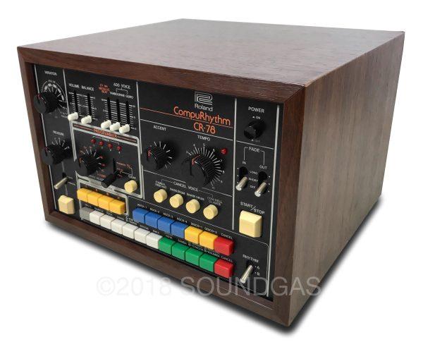 Roland CR-78 CompuRhythm