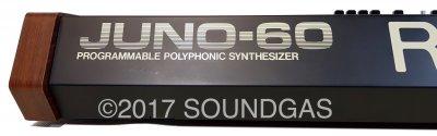 Roland Juno-60 with Original Case
