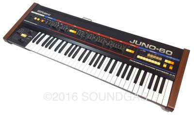 Roland Juno-60