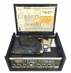 Roland RE-150 Space Echo (Boxed)