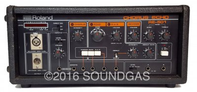 Roland RE-501 Chorus Echo 220v