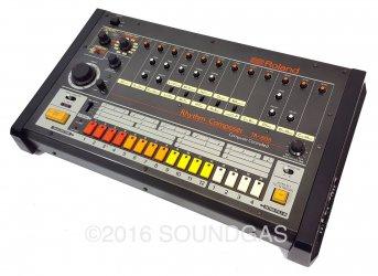 ROLAND TR-808 with MIDI Kit