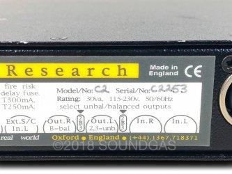 Smart Research C2 Dual Stereo Compressor