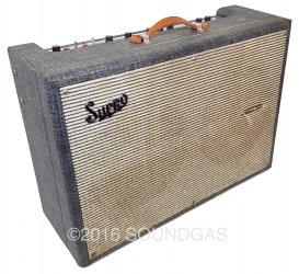 SUPRO BIG STAR TREMOLO REVERB AMP