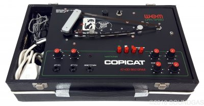 WEM Watkins Copicat IC-400 Vari Speed