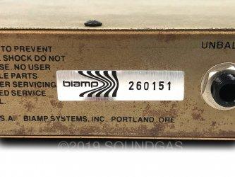 Biamp MR/140 Professional Reverb