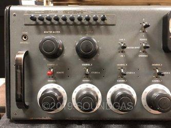 Collins 212 A Tube Console