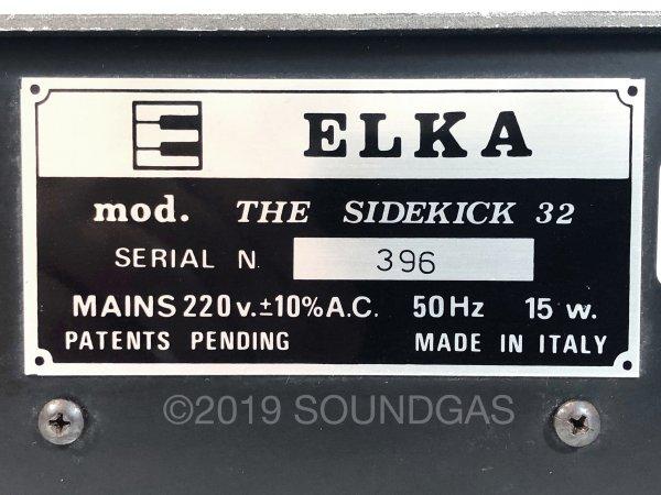 Elka The Sidekick 32