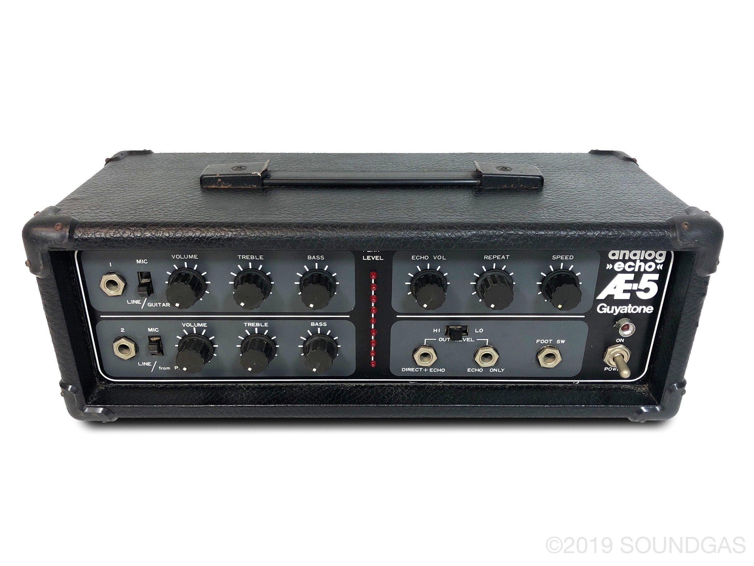 Guyatone AE-5 Analog Echo