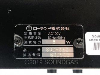 Roland SDD-320 Dimension D