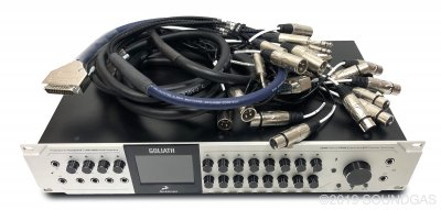 Antelope Audio Goliath + D-Sub Connectors