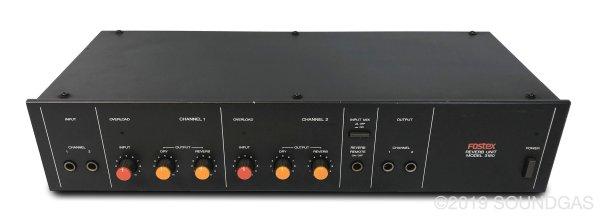 Fostex 3180 2-Channel Reverb