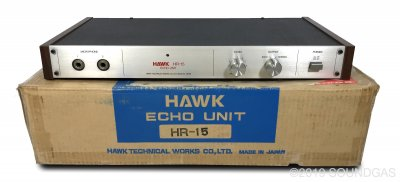 Hawk HR-15 Spring Reverb – CLEARANCE