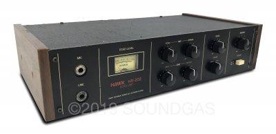 Hawk HR-202 Echo Unit – Spring Reverb