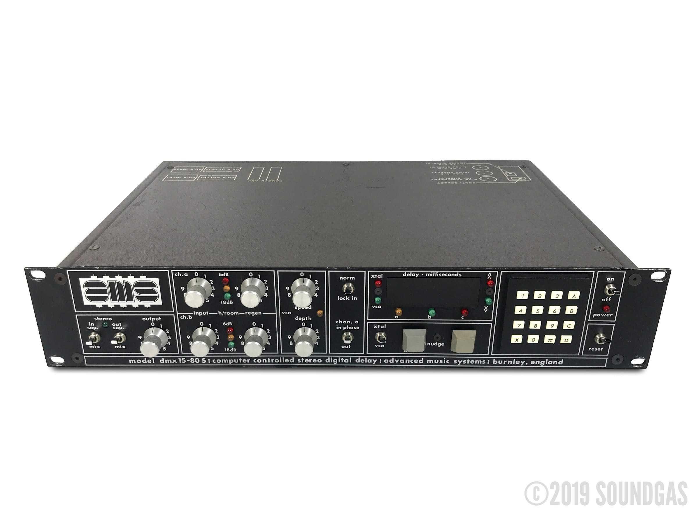 AMS DMX 15-80S