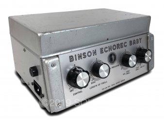 Binson Echorec Baby – Super Slow Varispeed