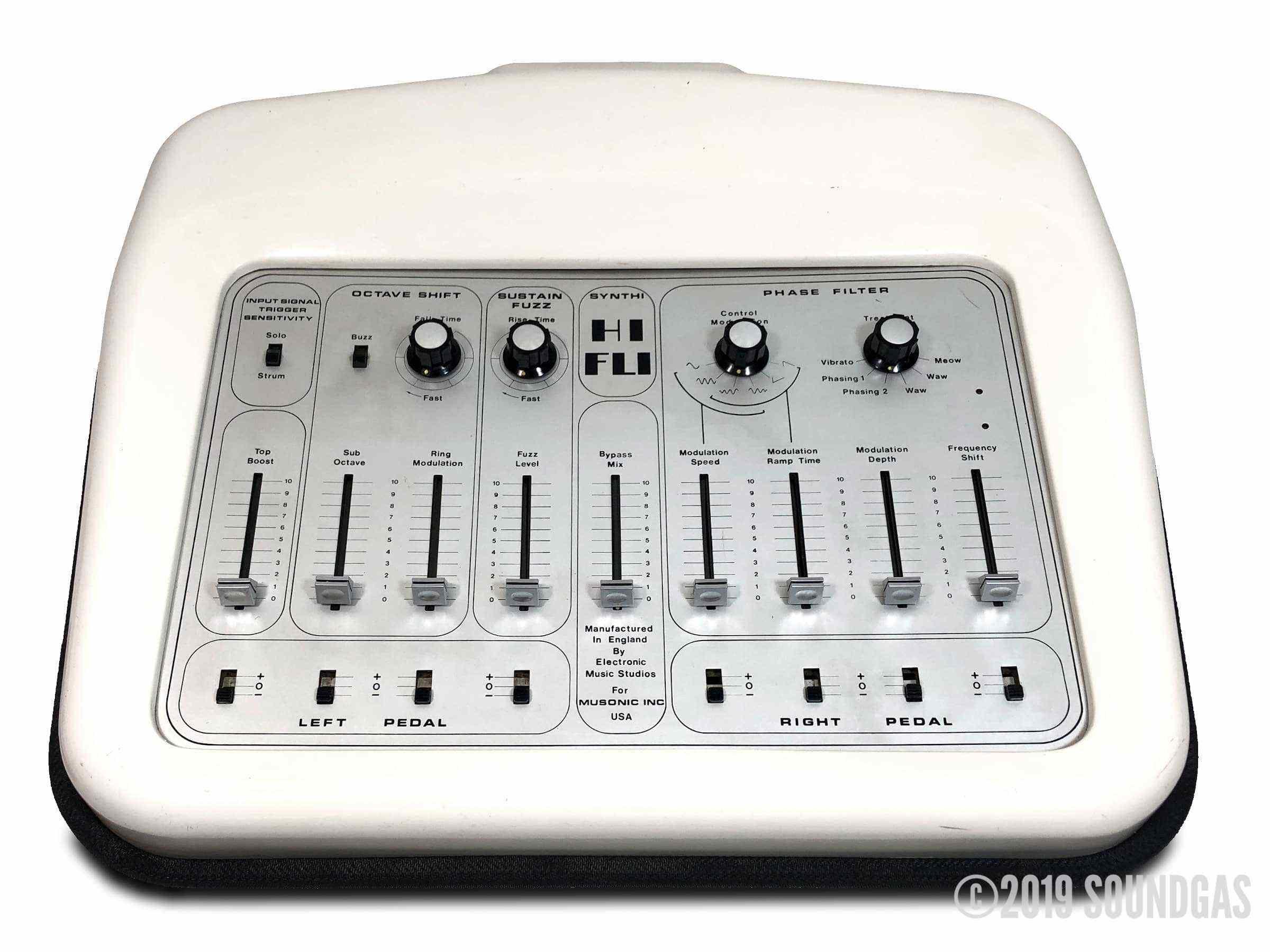 EMS Synthi Hi-Fli c1973 (HiFli)