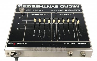 Electro-Harmonix Micro Synthesizer