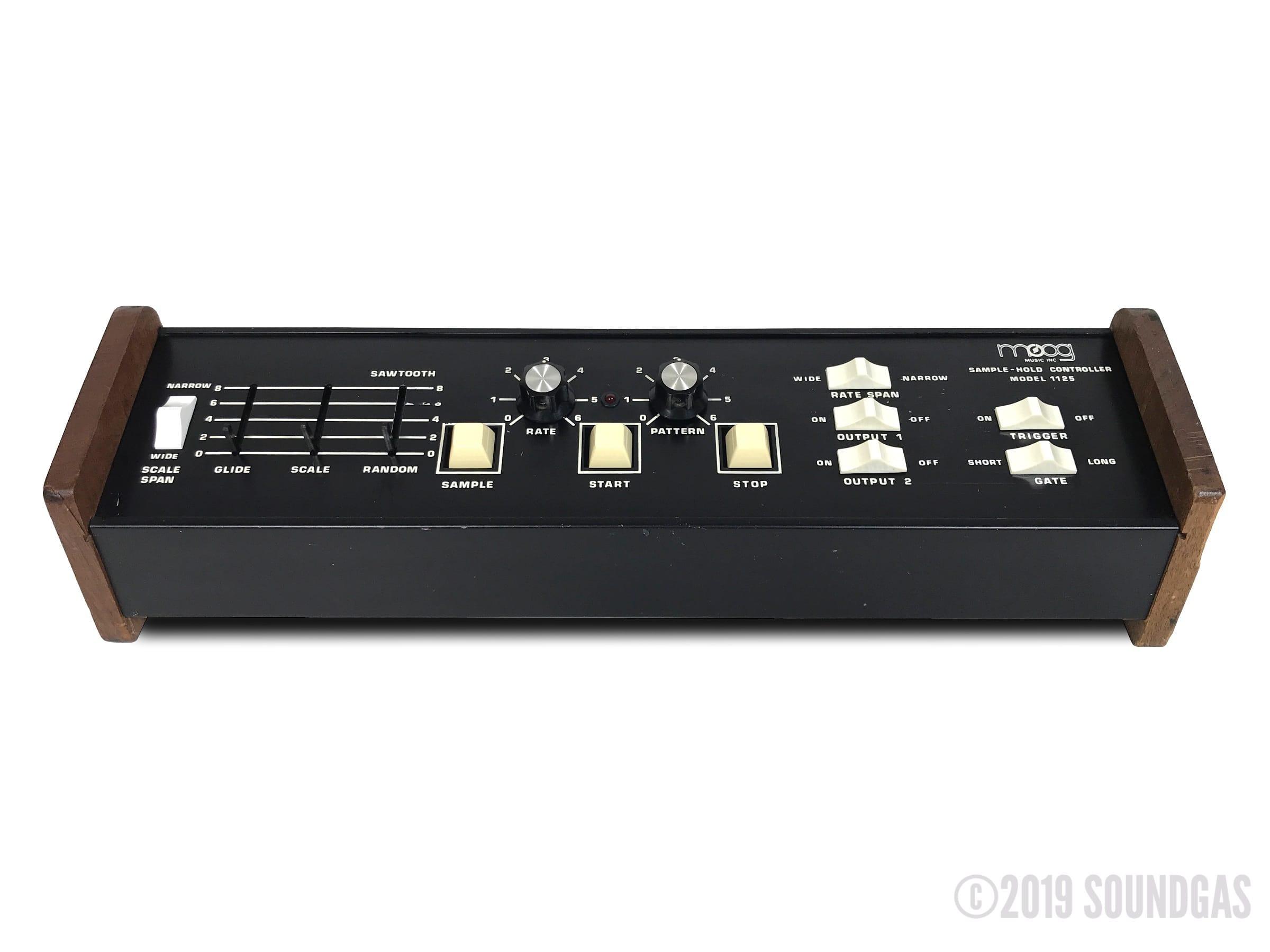 Moog Sample-Hold Controller Model 1125